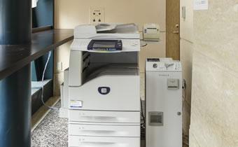 コイン式コピー・fax